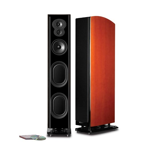 Polk Audio LSi M705 cherry (пара)