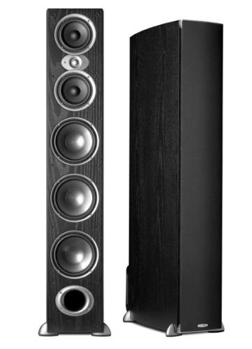Polk Audio RTi A9 black (пара)