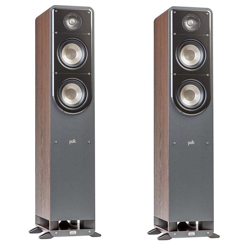 Polk Audio Signature S50 brown